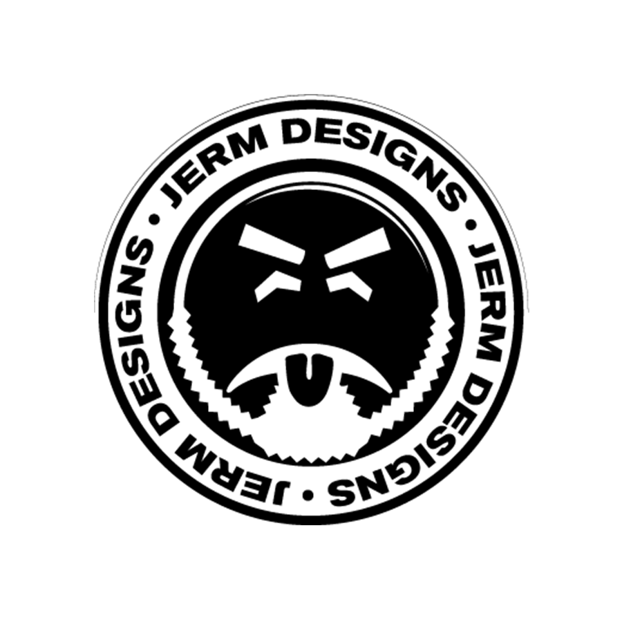 Jerm Designs  Warning - Highly Contagious!