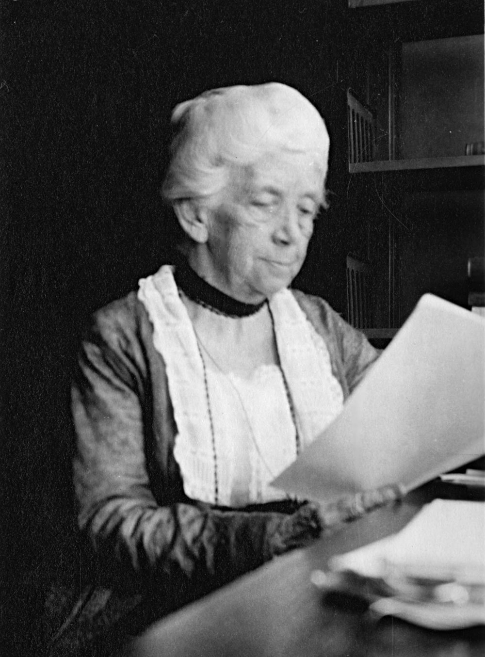 Christine Ladd Franklin: A Woman Advancing Women