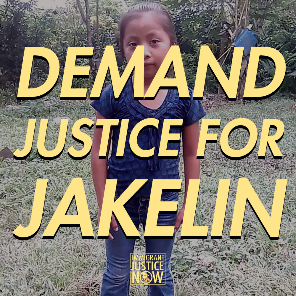 Justice for Jakelin