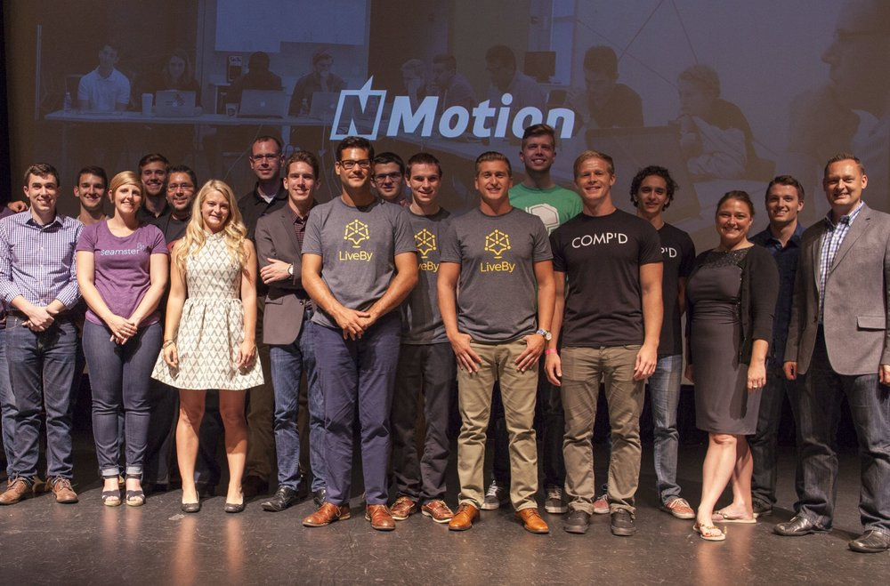 APPLY - Applications are now open for the next NMotion program.