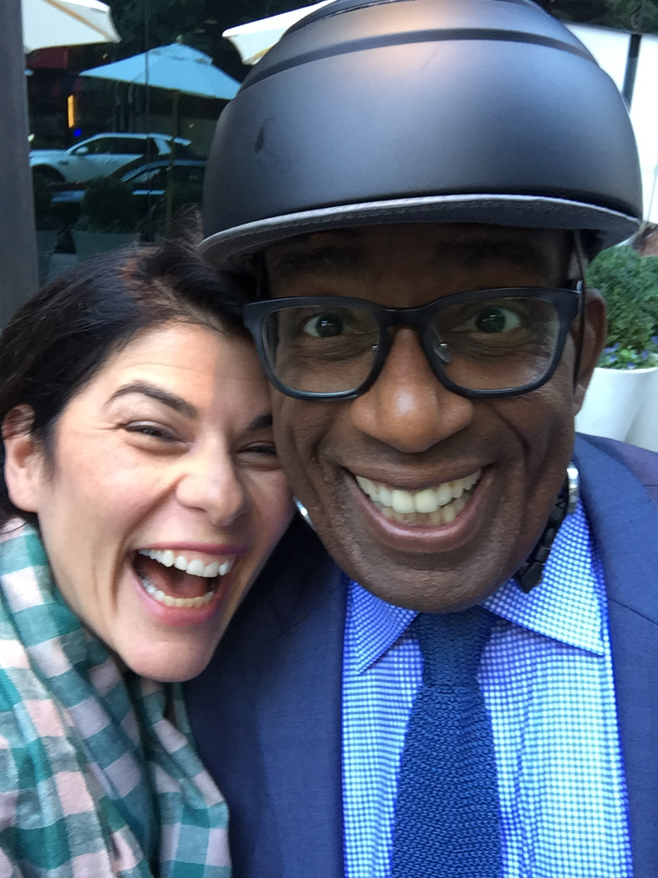 Nilou and Al Roker.jpg