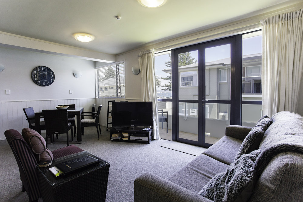 2 Bedroom Family Apartment