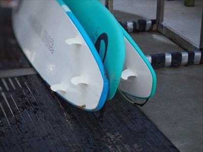 サーフボードを守るための梱包方法