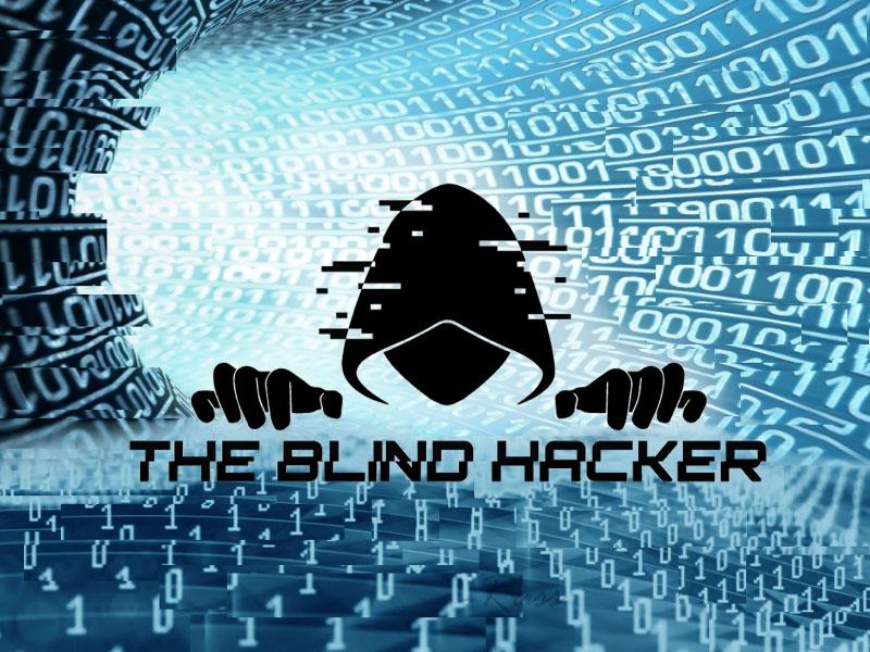 The Blind Hacker - Logo/Branding and Social Media