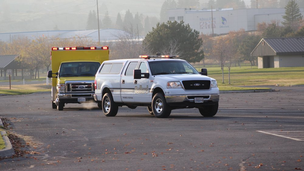 The largest provider of EMS in the Greater Wenatchee Valley