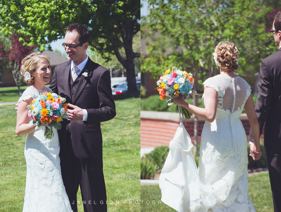Janel Gion Walla Walla Wedding
