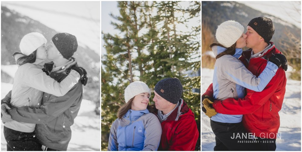 Sandpoint Idaho Engagement
