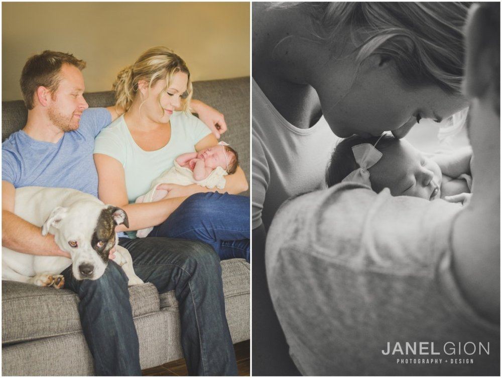 Sandpoint Newborn Photography
