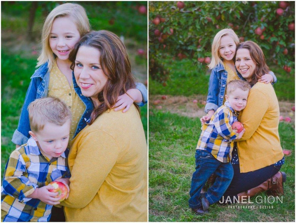 Tri Cities Washington Family Photographer