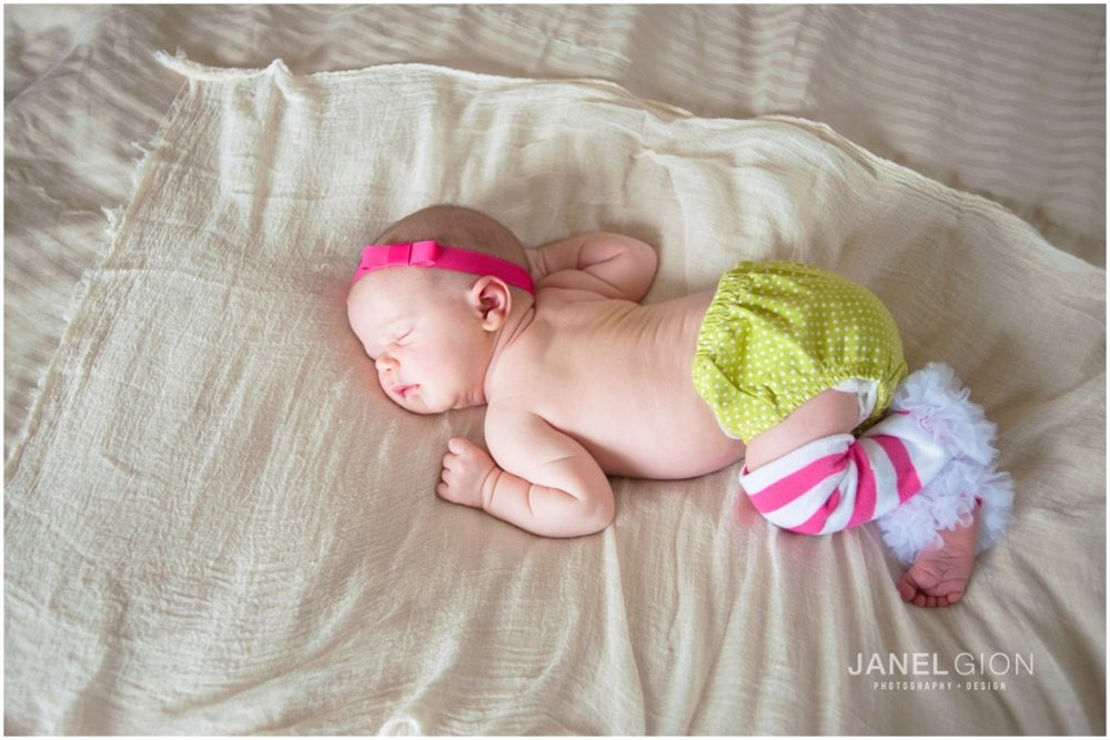 Sandpoint Newborn Photographer