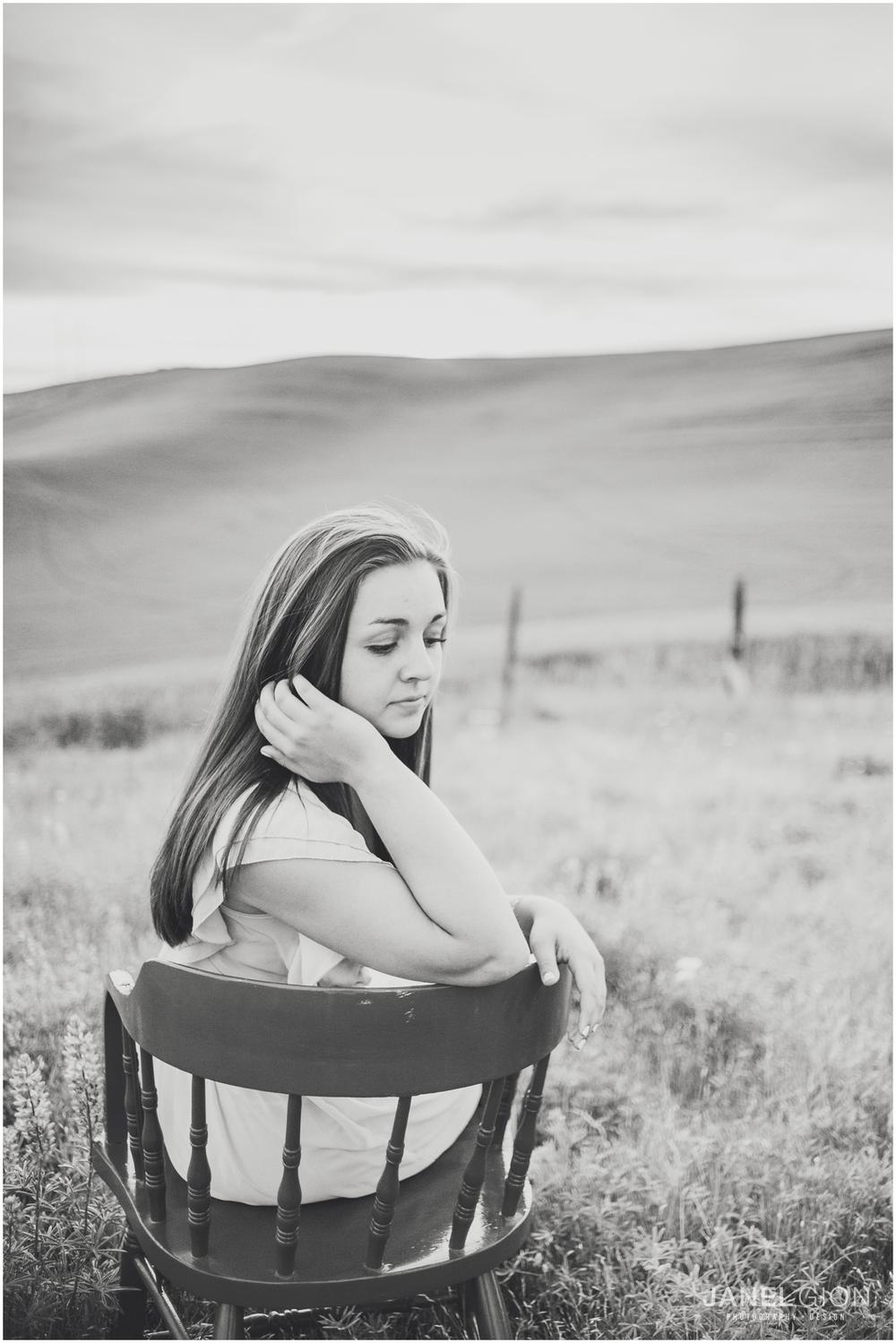 Sandpoint Idaho Senior Photographer