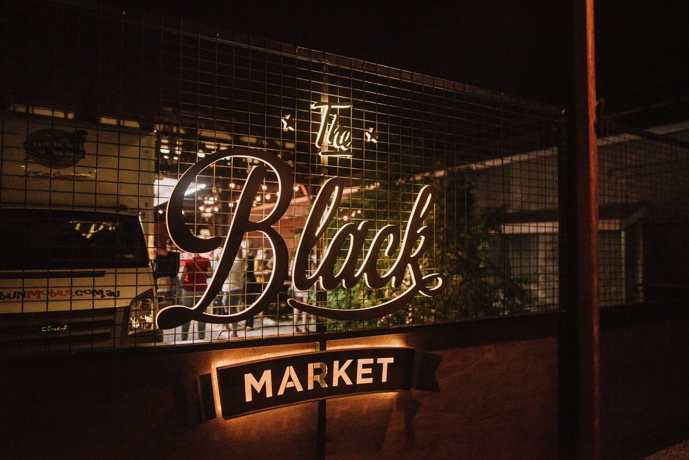 The Black Market - Weekly Friday Night Food Market