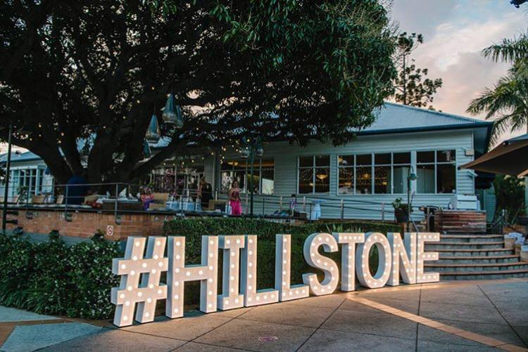 The lovely venue -    Hillstone St Lucia