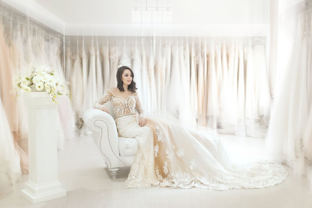 Wedding Gowns Bride Dress Shopping Inspiration Research Planning www.unsplash.com