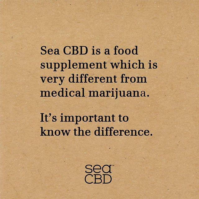 While exploring natural food supplements, we frequently came across false health claims, poor quality products, and messaging that tended to be critical of lifestyle choices.⁣ ⁣ We wanted to do things differently by combining the purest organic ingredients with positive messaging to develop an empowering food supplement. ⁣ ⁣ •⁣ ⁣ #SeaCBD #foodsupplement #mentalhealthawarenessweek
