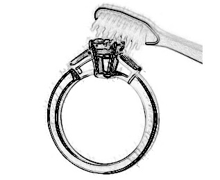 Hoe onderhoud ik mijn juwelen? -