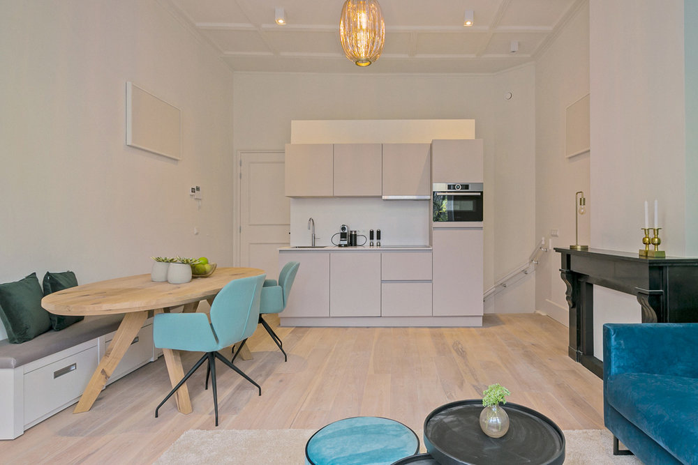 Small long stay apartment, Amsterdam