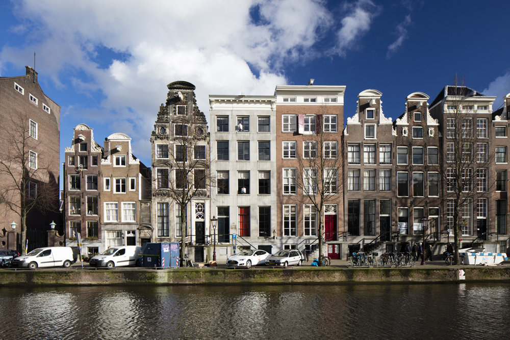 Canal house, Amsterdam