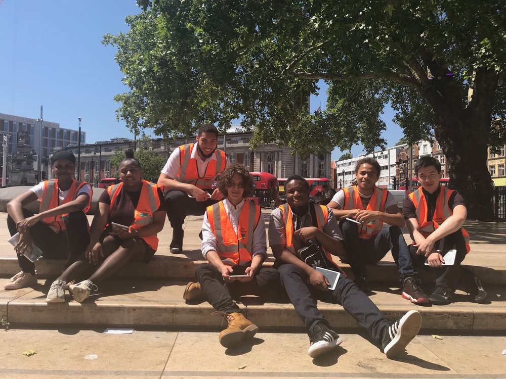 Brixton Town Centre Research Project