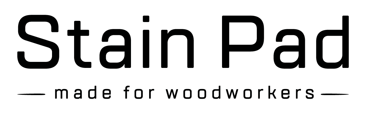 Stain Pad - Made for woodworkers -