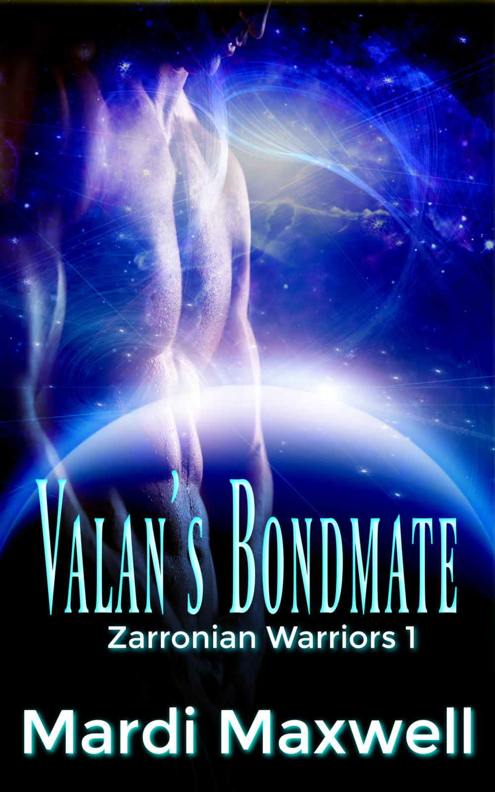 Valan's Bondmate - She is his enemy.He is her captor.She wants his love.He wants revenge.Taken from her bed in the middle of the night Lia ad-San wakes on a starship bonded to a Zarronian warrior and light years away from her home. At first she's relieved to have escaped the fate her sire had planned for her and she tries to adjust to her new life, but Valan's anger and pride defeat her at every turn. His mating fever will keep them together but when he does the unforgivable can love make her want him again?Note: The reader will enjoy this series more if they read the books in the order they were written.