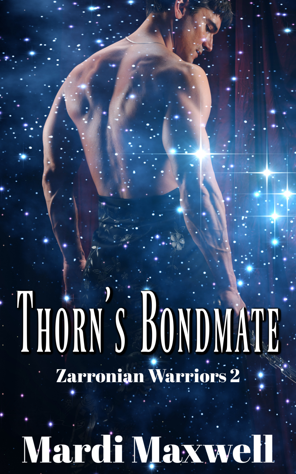 Thorn's Bondmate - Reporter Daria Zane is on the run from men who want her dead. Her only hope of survival depends on reaching Zarronia, but that means risking her life by stowing away on a Zarronian starship and hoping she isn't caught, charged with espionage, and executed.A past betrayal by a female turned Thorn Valanson into a ruthless, unforgiving warrior. Commander of the Zarronian starship, Invincible, he's vowed to protect his peoples' mating secrets from spies. Especially female spies.Can love overcome secrets, lies, and betrayal?Note: The reader will enjoy this series more if they read them in the order they were written.