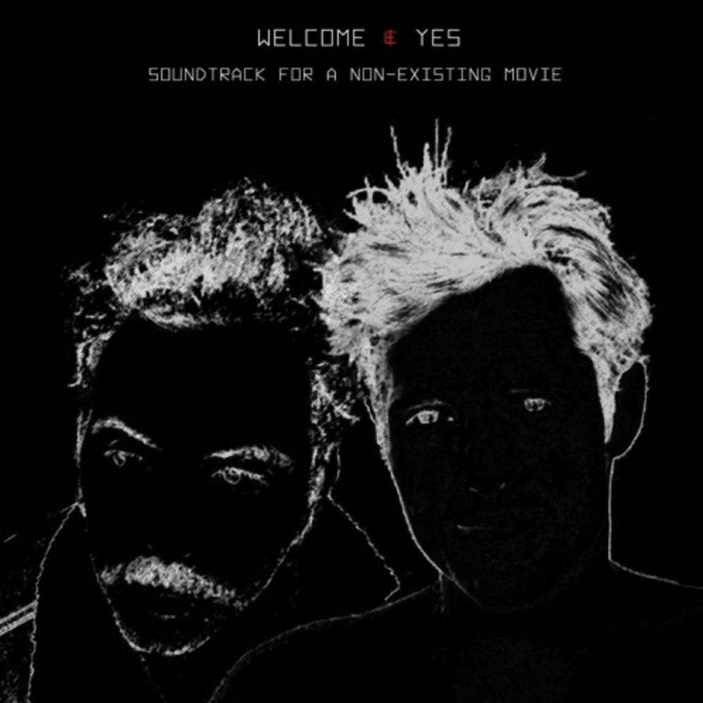 Welcome & Yes - Welcome & Yes est le fruit de sessions de studio avec mon ami Etienne de Nanteuil que nous avons voulu être des espaces de création libre.Ces 5 titres sont comme une bande son de film imaginaire, à la fois science fiction électronique et raffinement organique de synthés vintages. Une bande-son parfois apaisante et lumineuse, parfois plus sombre voire cauchemardesque.(2016)