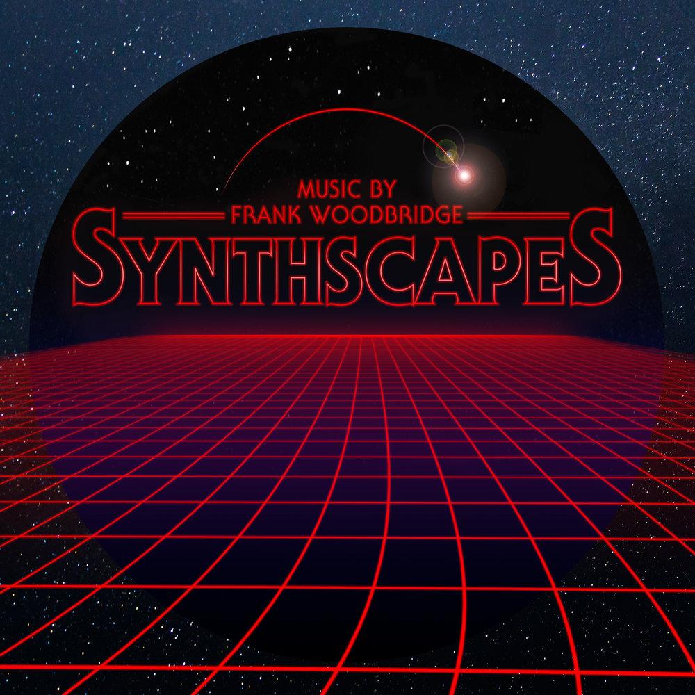 """SYNTHSCAPES - Découvrez """"Synthscapes"""" : soundtrack éléctronique aux synthés foisonnants et aux sonorités eighties.Disponible chez Montmorency Music (MYMA)Music : Frank Woodbridge / Mix : F-M. Boutault ( Les Liens du Son)"""