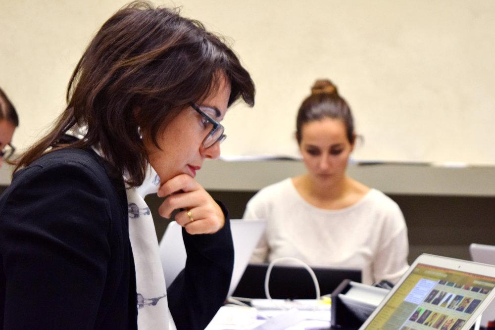 GUENDALINA COMINOTTI - COMMUNICATIONS COORDINATOR, EUROPEAN BUSINESS AWARDS FOR THE ENVIRONMENT