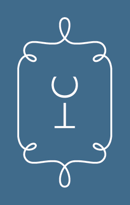 Curated Table__Monogram-white on swedish blue.jpg