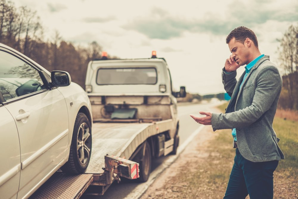 Need a tow? - Our preferred tow company is Quick Towing located in Joliet, IL.