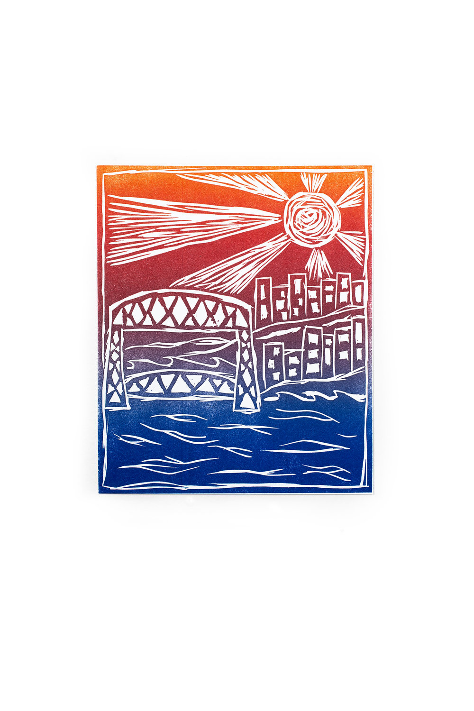 Duluth Linocut.jpg