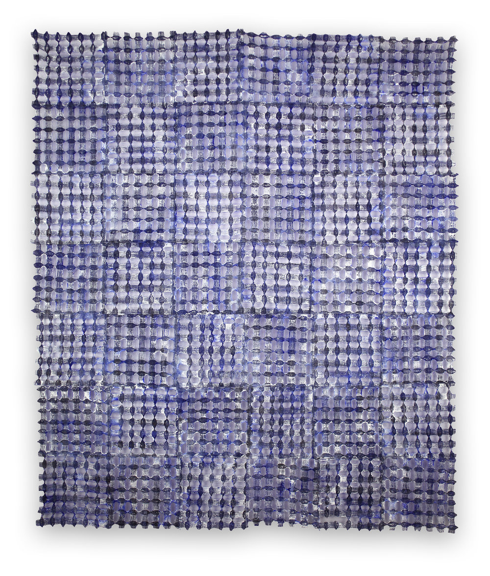 Drop Stitch (in Blue)
