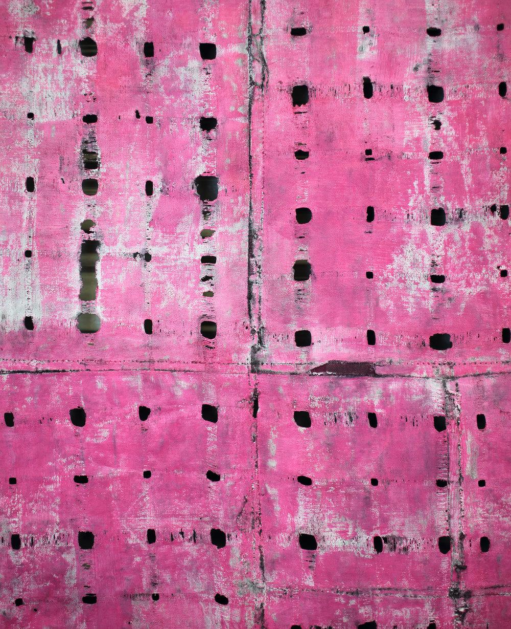 Pink Boro (Detail)