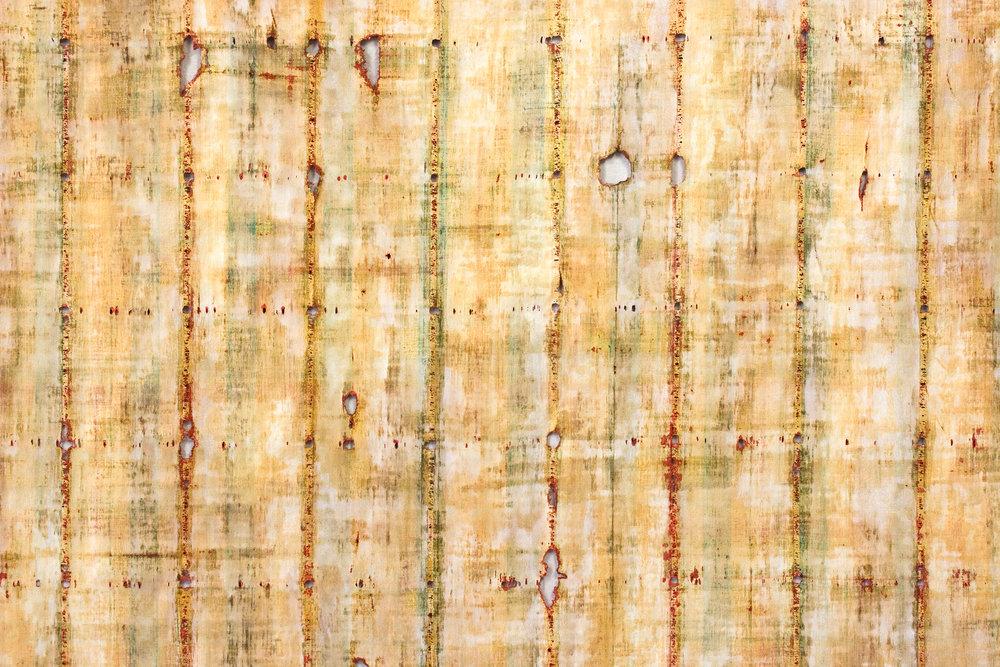 Birch (on Plaid) (Detail)