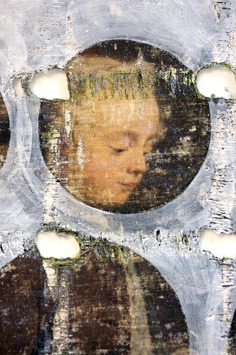 Chardin Portal (Detail)