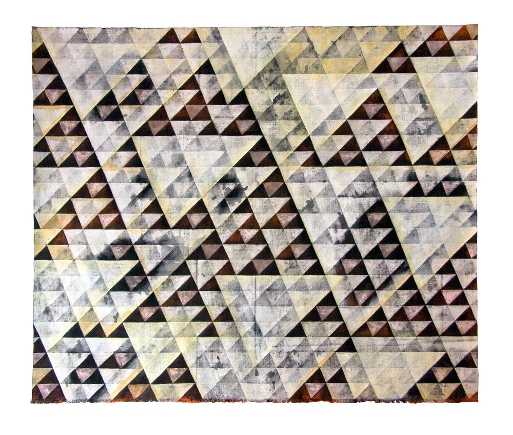 Untitled Triangles IV
