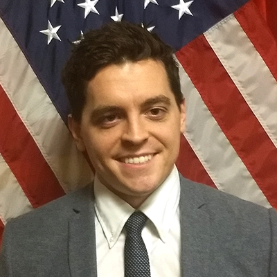 DEPUTY SPEAR  Connor O'Laughlin,  Assistant to the Executive