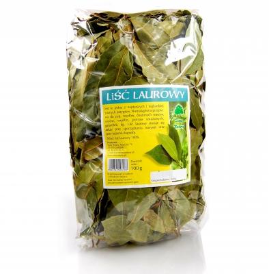 Lisc laurowy / Bay leaf 100g   5902741003188  / [389]   Dary Natury
