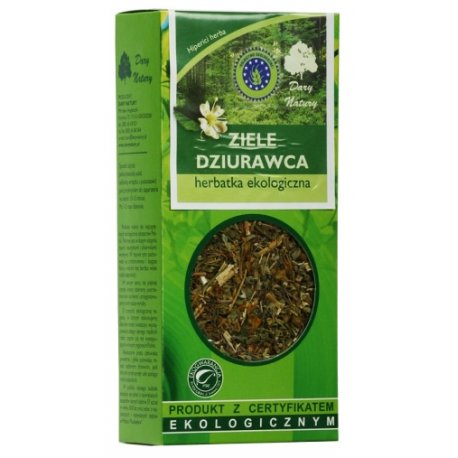 Herb. Dziurawiec / St. John's Wort 50g   5902741005816  / [831]   Lisciaste