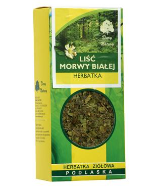 Morwa biala lisc / Herbal tea 50g   5902741003393  / [927]   Lisciaste