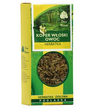Koper wloski owoc Eko / Italian Fennel Tea 50g   5902741007230  / [944]   Lisciaste