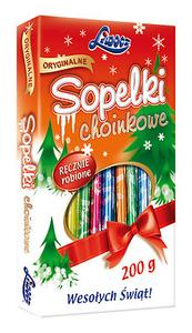 Sopelki / Icicle Candy 107g   01035817661221  / [0.105]   Liwocz