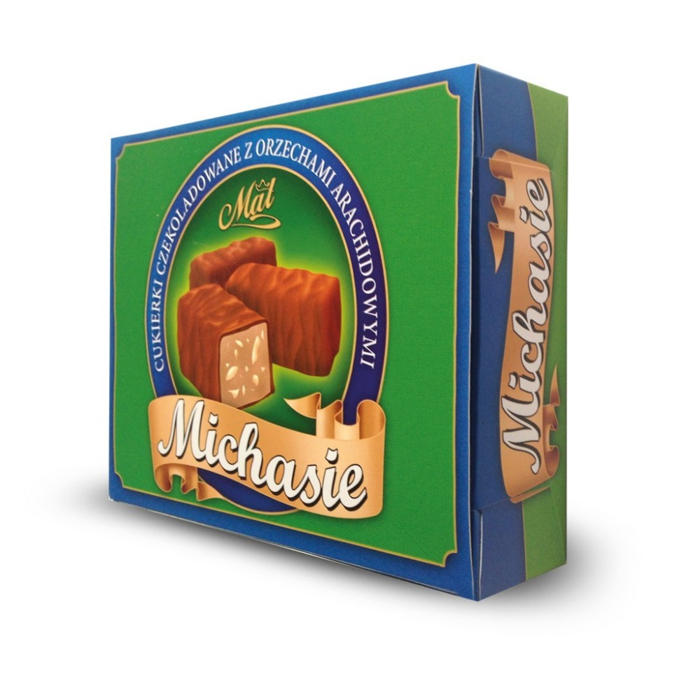 Michasie / Chocolate Candies 400g   5905388098623  / [0.450]   Mateo