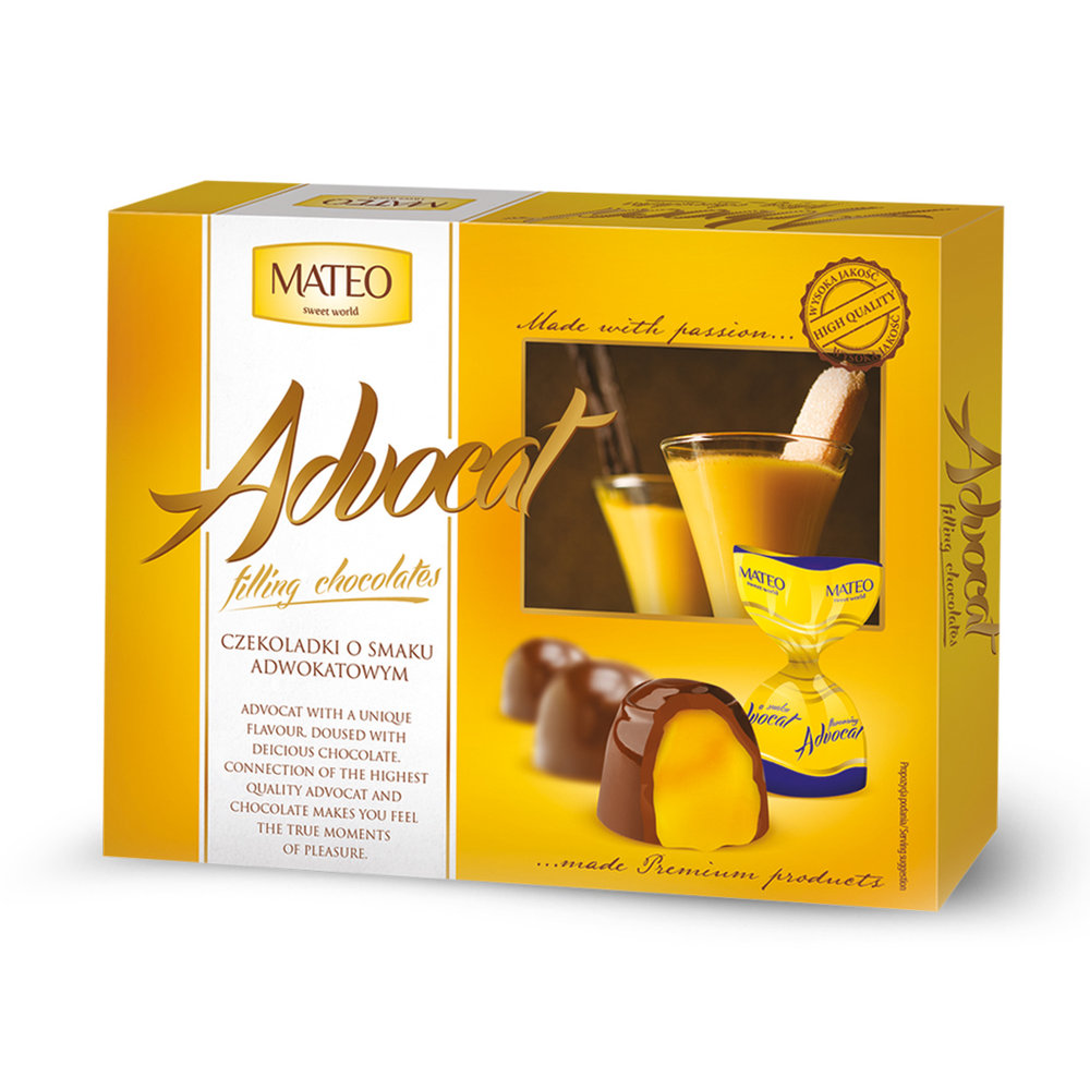 Adwocat / Pudding in Chocolate 200g   5902175840847  / [0.451]   Mateo