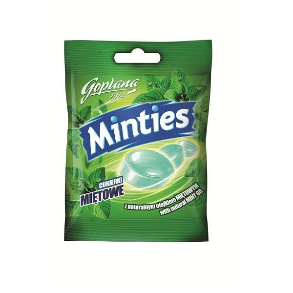 Minties Cukierki Mietowe / Mint candies 90g   5900352007816  / [317]   Goplana