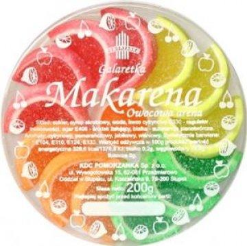 Jelly Makarena 200g   5900847000698  / [392]   Pomorzanka