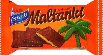 Herbatniki Maltanki / Malktanki Biscuits 80g   5901414200015  / [542]   Bahlsen