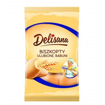 Ulubione Babuni / Grandma's Favorite Biscuit 120g   01035817661334  / [503]   Delisana