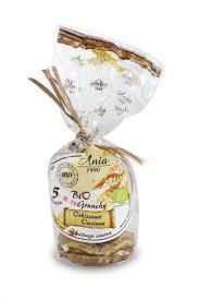 Grunchy Owsiane Kakaowe / Cocoa Oatmeal Cookies 180g   5903453004678  / [0.220]   Bio Ania-Ciastka Ekologiczne